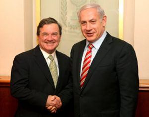 Flaherty Seeking Insipiration from Israel