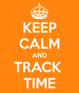 keepcalmtracktime