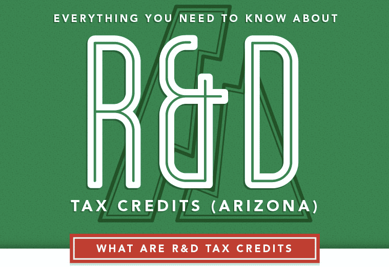 Arizona R&D tax credit