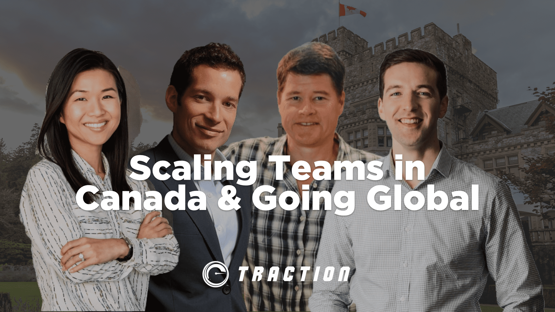 Scaling in Canada